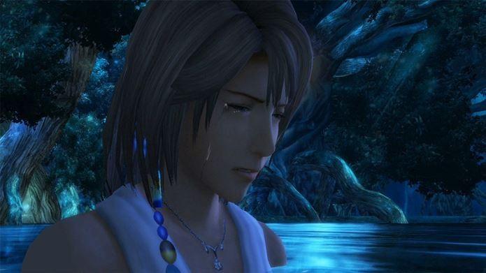 História de Final Fantasy X vai da fantasia ao drana adolescente (Foto: Divulgação)