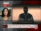 Homem que faz ameaças em vídeo do Estado Islâmico é britânico, diz BBC