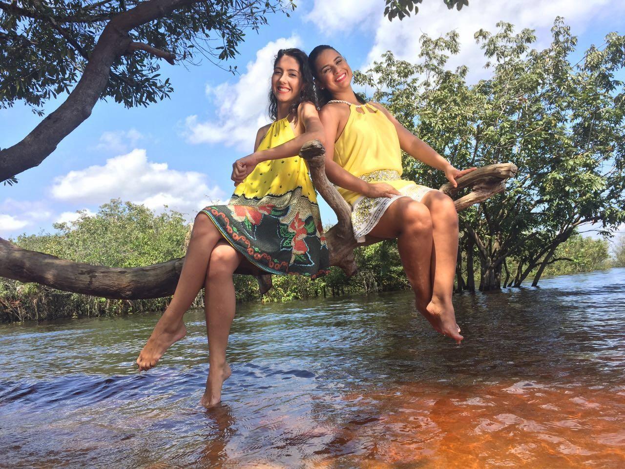 Débora Holanda assume comando do Amazônia Revista durante o mês de junho (Foto: Arquivo Pessoal)