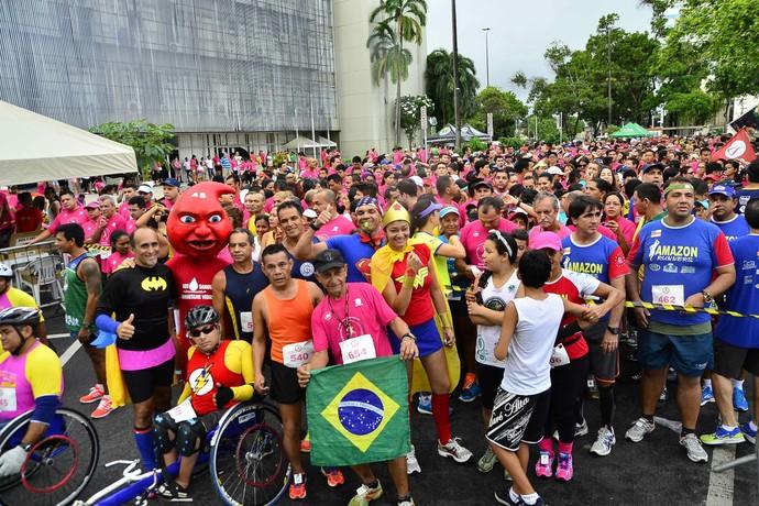 Corrida da Mulher Amazônica (Foto: Divulgação)