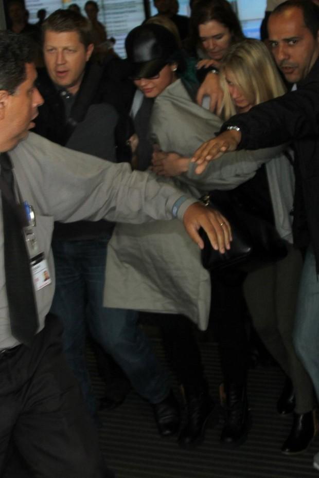 Demi Lovato (Foto: Caio Duran e Thiago Duran/ AgNews)