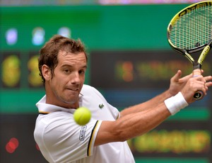 Tenis - ATP  Halle -  Gasquet rebate Youzhny (Foto: AP)