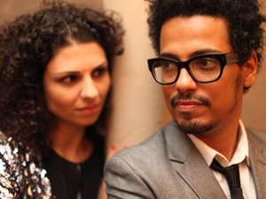 Julia, filha de João Bosco, só decidiu compor o 1º disco após conhecer Fabio (Foto: Divulgação)