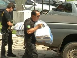 Polícia Federal Pará (Foto: Reprodução/ TV Liberal)