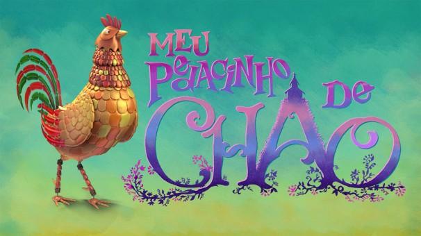 Baixe grátis o Despertador do Galo de Meu Pedacinho de Chão, novela das 6 da Globo, e divirta-se! (Foto: Globo)