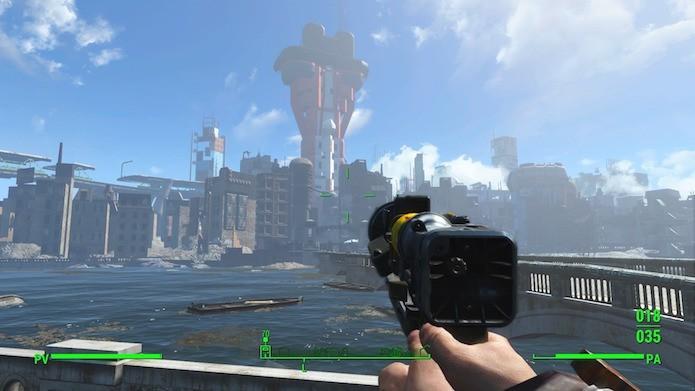 Fallout 4 (Foto: Reprodução/Victor Teixeira)