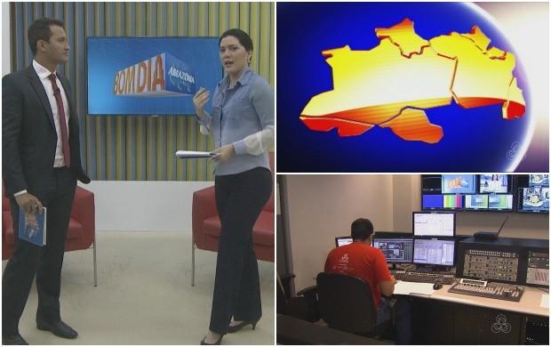 Bom Dia Amazônia é um dos telejornais da Rede Amazônica (Foto: Bom Dia Amazônia)