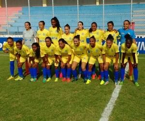 Tiradentes-PI, Estádio da Graça, Graça, Brasileiro, Feminino (Foto: Divulgação / FPF)