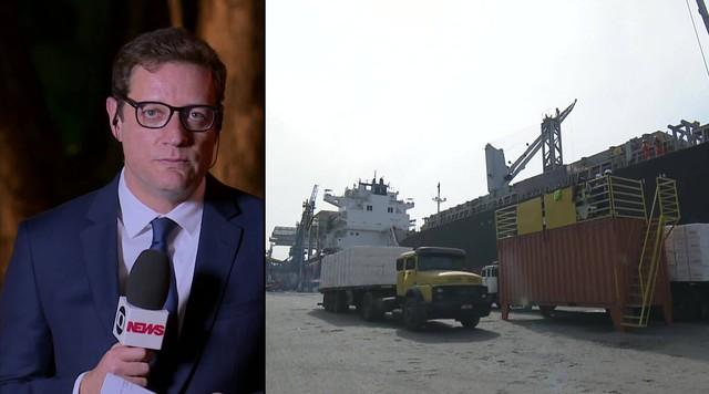 Delegado diz que decreto editado por Temer favoreceu empresas portuárias