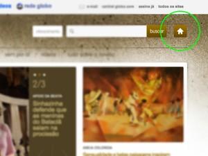 pagina inicial_gabriela (Foto: Gabriela/TV Globo)