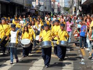 Desfile da Independência em Piracicaba - 2009 (Foto: Davi Negri/Arquivo/Câmara de Piracicaba)