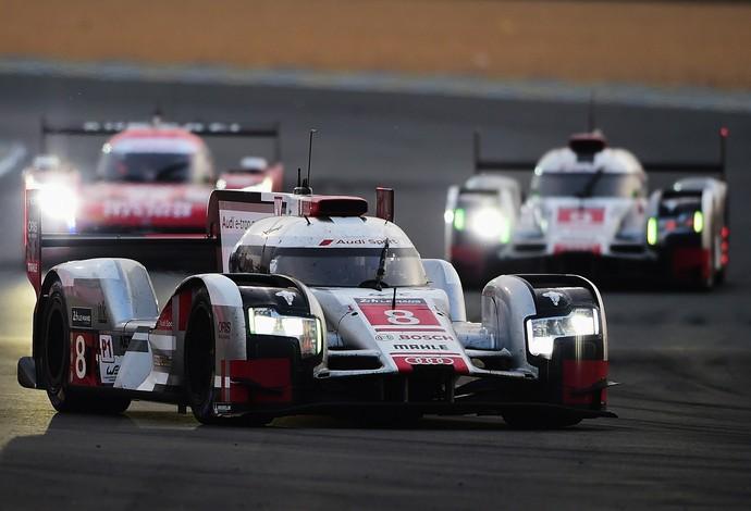 Lucas di Grassi - 24 de Le Mans (Foto: Getty Images)