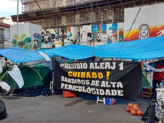 Alerj vota Lei Orçamentária de 2017 nesta terça-feira (Foto: Leonardo Cardoso / Arquivo pessoal)