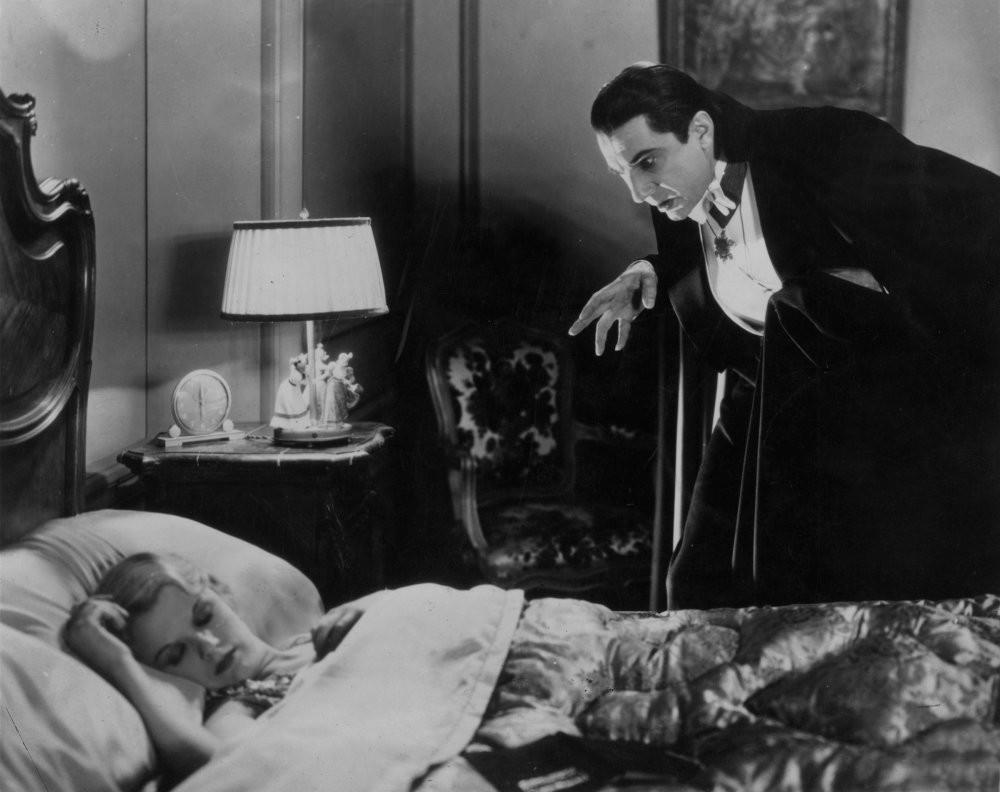 O personagem interpretado pelo ator Béla Lugosi (Foto: Reprodução)