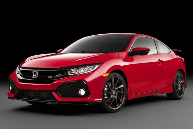 O Civic Si é chamado de protótipo, mas a própria Honda diz que ele está pronto para a produção (Foto: Divulgação)