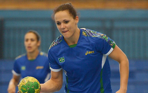 dani piedade handbol (Foto: Getty Images)