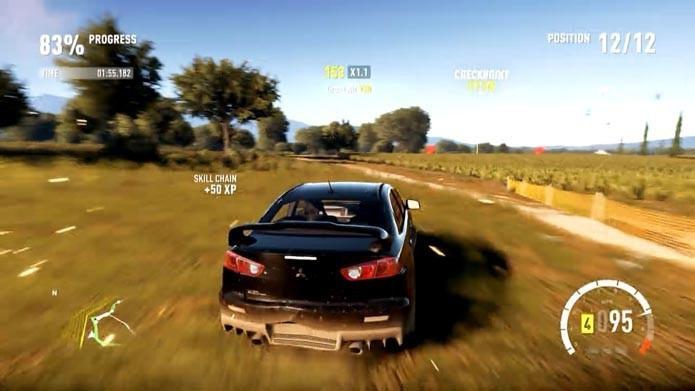 Forza Horizon 2: aprenda a ganhar mais dinheiro no game (Foto: Reprodução/Murilo Molina(