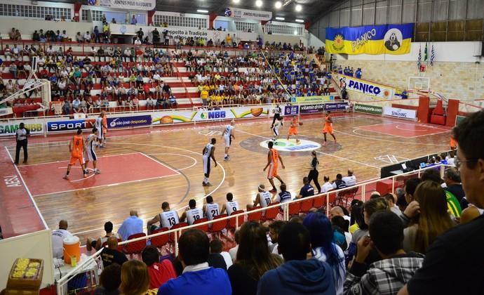 São José x Goiânia NBB Basquete (Foto: Danilo Sardinha)