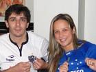 Rivalidade entre Galo e Cruzeiro divide casais apaixonados por futebol