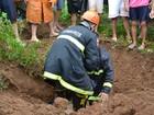 Menino morre afogado após cair em esgoto (Eduardo Godinho/Rádio Aurora)