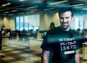 Flávio Dias, ex-Walmart.com e agora no Banco Original, prepara um serviço financeiro 100% digital (Foto: Claus Lehmann)
