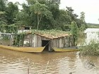 Prefeitura de Marabá espera nível de rio subir para construir abrigos