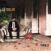 Capa do CD Tuvalu de Lê Coelho
