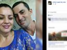 Namorado morre e mulher é internada após comerem pizza em cidade de MT