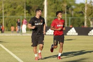 Rithely Sport (Foto: Anderson Freire/ Sport Club do Recife)