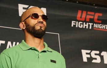 Jornalista e lutador: Mike Jackson faz estreia no UFC dentro do octógono
