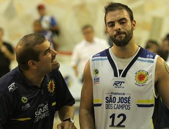 Pedro São José Basquete  (Foto: Rafael Silva/Gazeta Press)