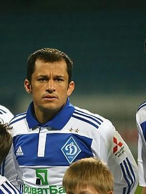 Correa Dinamo Kiev (Foto: Site oficial do Dinamo Kiev)
