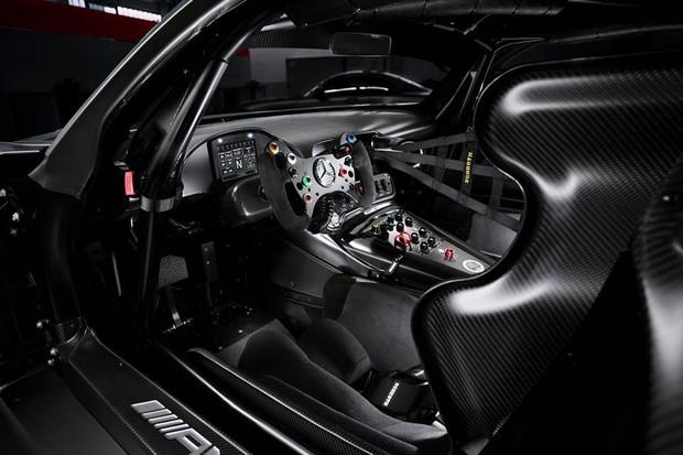 Mercedes-AMG GT3 Edition 50 (Foto: Divulgação)