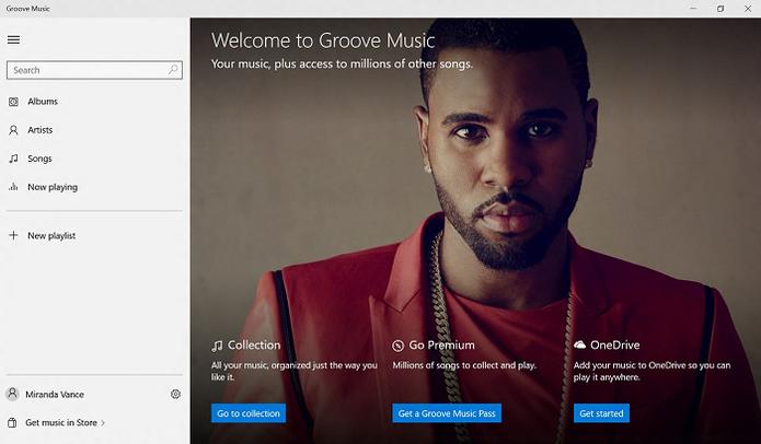 Groove terá integração com OneDrive (Foto: Divulgação/Microsoft)
