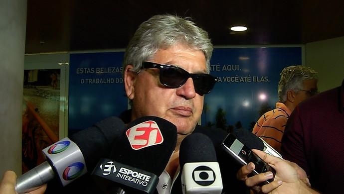 ABC - Geninho, técnico (Foto: Reprodução/Inter TV Cabugi)