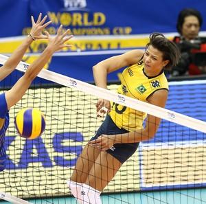 Seleção brasileira feminina de vôlei, Walwska, Copa dos Campeões (Foto: Divulgação / FIVB)