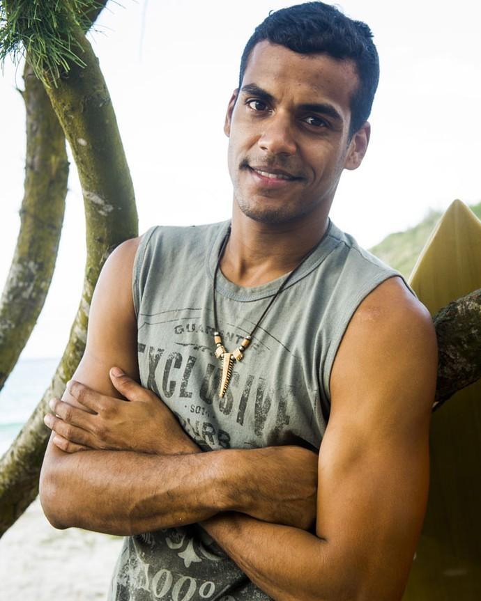 Marcello Melo Jr. comenta o trabalho e a relação de seu personagem, Tiago (Foto: João Miguel Júnior/Globo)
