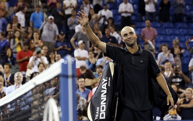 James Blake US Open (Foto: Reuters)