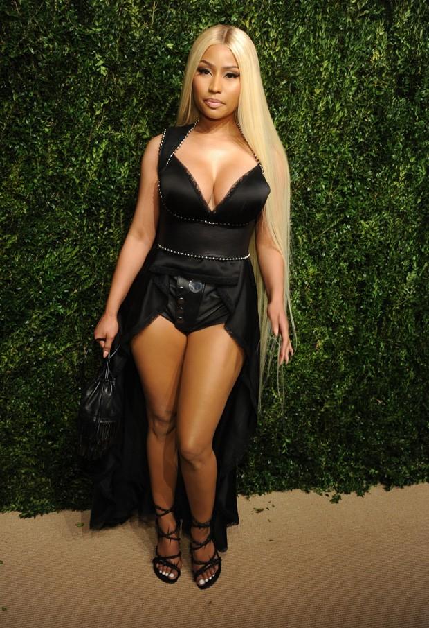 Nicki Minaj (Foto: BackGrid)