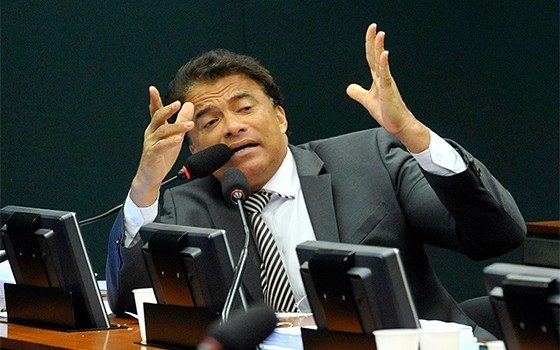 📷 O deputado federal Wladimir Costa | Agência Câmara dos Deputados