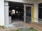 Ladrões usam explosivos para furtar cofre e causam destruição em banco