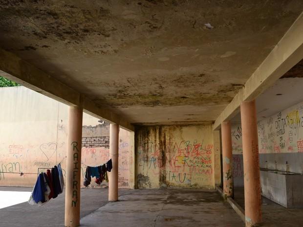 Ministério Público cobrou melhorias no Centro Educacional Masculino (Foto: Divulgação/OAB-PI)