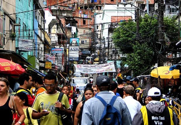 PIB do Brasil ; povo brasileiro ; acesso à internet ; consumo ; comércio ; varejo ; emprego no Brasil ; desemprego no Brasil ;  (Foto: Agência Brasil/Arquivo)