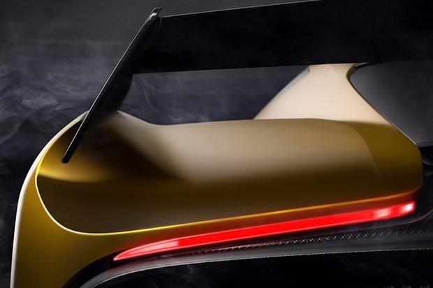 Superesportivo Fittipaldi Motors EF7 foi desenhado pela Pininfarina (Foto: Divulgação)