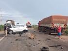 PRF registrou 5 mortes nas rodovias de Rondônia durante a Semana Santa