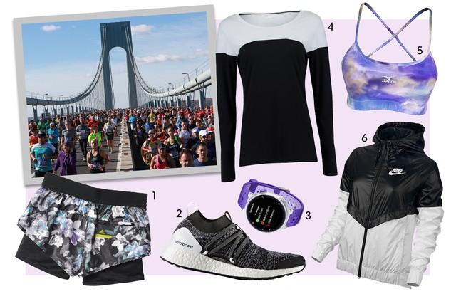 Maratona de Nova York (Foto: Getty Images e Divulgação)
