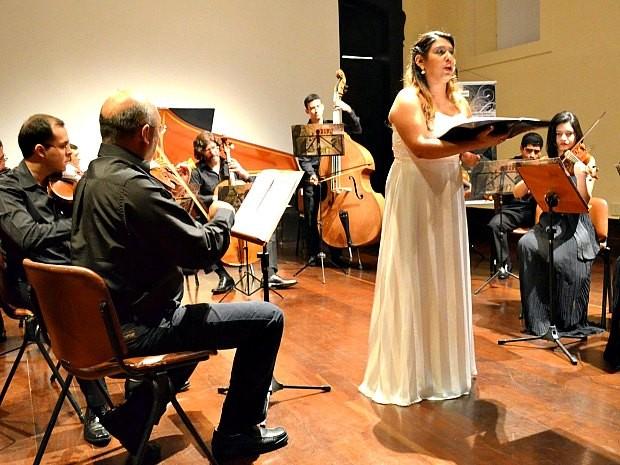Orquestra Barroca faz última apresentação de projeto em Manaus  (Foto: Divulgação)