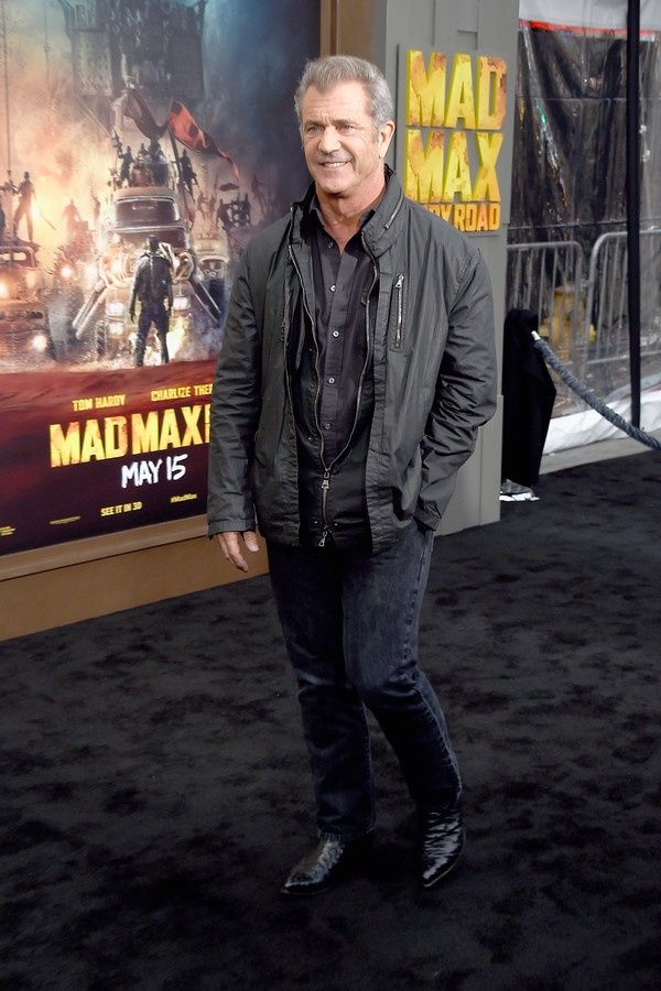 O ator Mel Gibson (Foto: Getty Images)
