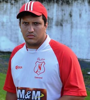 Náutico-RR (Foto: Tércio Neto)