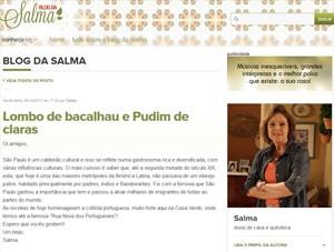 blog da salma (Foto: Sangue Bom / TV Globo)